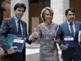 Aguirre presenta los presupuestos del 'más difícil todavía'