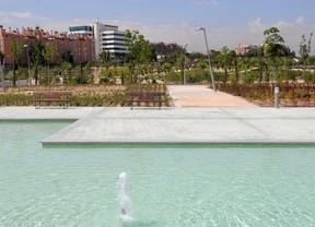 2,5 millones para regar el parque Juan Pablo II con agua regenerada