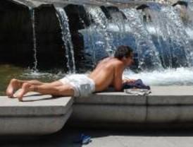 Activada la alerta por calor ante una semana con máximas de 35º