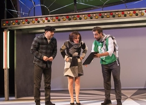 'Ocho apellidos vascos', al teatro