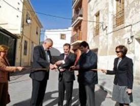 La Comunidad ha invertido en Tielmes 763.000 euros para el casco urbano