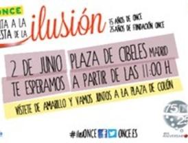 Cortes y desvíos de tráfico por la celebración mañana del LXXV aniversario de la ONCE