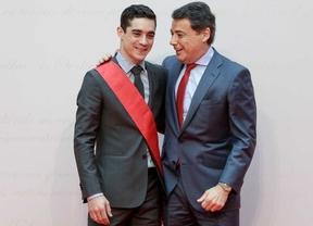 Javier Fernández recibe la Gran Cruz de la Orden del 2 de Mayo