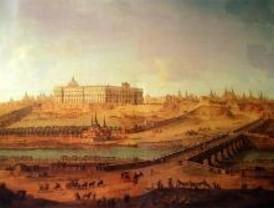 Nuevo estudio sobre el entorno del Palacio Real