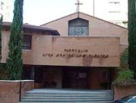 El TSJM ordena demoler una parte de la iglesia de Nuestra Señora de las Fuentes
