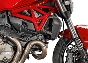 La nueva Monster Stripe ya está disponible en la Red Ducati