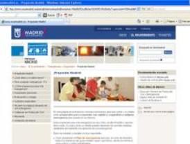Nueva web municipal para prepararse ante emergencias