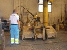 Fallece un trabajador aplastado por una prensa de papel en Torrejón de Ardoz