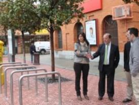 Nuevos aparcamientos para 'bicis' en Pozuelo