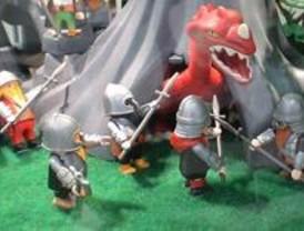 Madrid celebra la Feria Nacional de Coleccionistas de Playmobil
