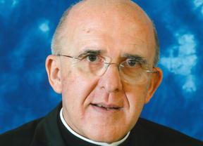 Carlos Osoro, nuevo arzobispo de Madrid tras la renuncia de Rouco Varela.