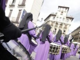 Las procesiones cortan el tráfico