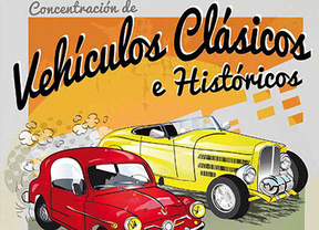Concentración de Vehículos Clásicos e Históricos en Majadahonda