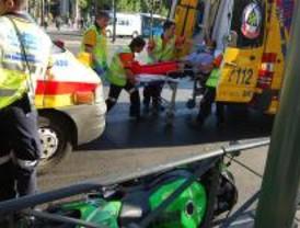 Desciende el número de muertos en accidentes de tráfico en la capital