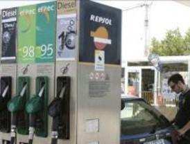 El litro de gasolina y el de gasóleo vuelven a subir hasta 1,07 y 0,95 euros
