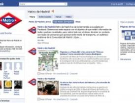 Metro se abre un Facebook donde los expertos de la compañía hablarán con los usuarios