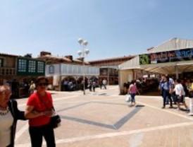 Tetuán celebra la Feria de Galicia