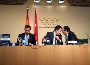 Rueda de prensa del proyecto de presupuestos de la Comunidad de Madrid para 2014