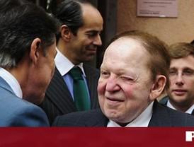 Adelson no precisa dónde levantará sus casinos