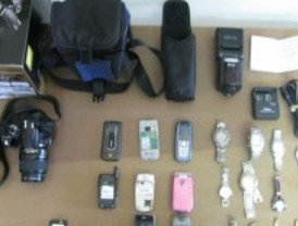 Resueltos 97 robos en la Sierra de Madrid