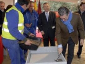 La Comunidad dotará a Batres de un centro polivalente