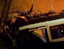 Los bomberos de Fuenlabrada retiran el vídeo de Loranca
