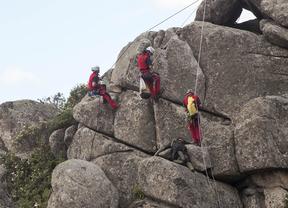 39 rescates en montaña se han realizado en lo que va de año en la región