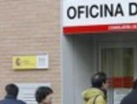 Madrid roza el medio millón de parados