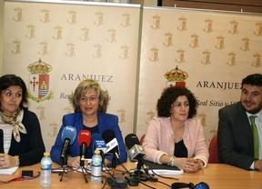 La alcaldesa de Aranjuez remitirá a la Fiscalía el informe de la Cámara de Cuentas