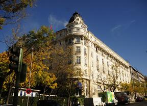500.000 euros para restaurar la fachada histórica del Ritz de Madrid