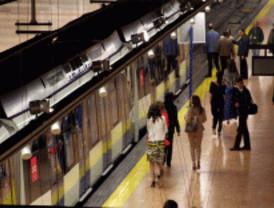 La almendra central de la red de Metro, excepto Sol, tendrá cobertura en septiembre