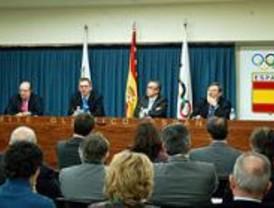 Gallardón pide a las federaciones olímpicas que
