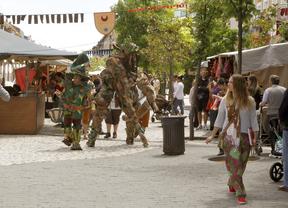 Las Rozas celebra su Mercado Medieval