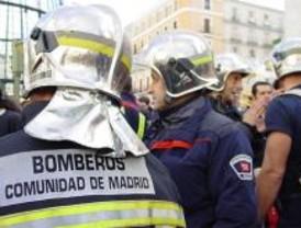 CCOO denuncia la reducción de la formación de los bomberos