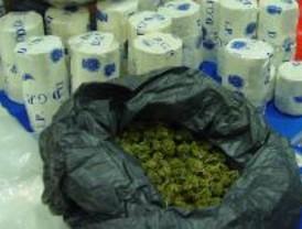 Siete personas detenidas en Navacerrada y Tres Cantos por tráfico de drogas