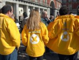 Voluntarios por Madrid cuenta con 2.765 colaboradores