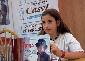 Goya para niños hecho por niños