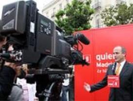Sebastián presenta su campaña 'Quiero un Madrid para ti'