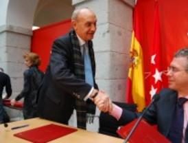 El alcalde de Brunete se retira