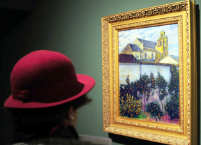 El Thyssen conmemora el centenario del fallecimiento del impresionista Regoyos