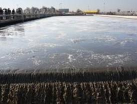 La depuradora de Arroyo Culebro tratará el agua de más de un millón de vecinos