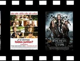Llega la versión sombría de 'Blancanieves' a los cines