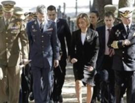 Los cinco militares muertos recibirán la Cruz del Mérito Militar y Naval