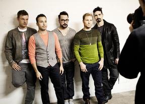 Backstreet Boys actuarán en Madrid en febrero