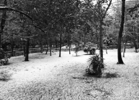 Mínimas de hasta menos 9 grados en la sierra este lunes