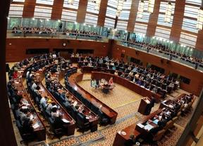 Debate sobre el estado de la región en la Asamblea de Madrid