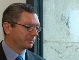 Gallardón no acudió a la presentación de las listas del PP