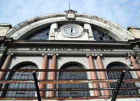 Adif licita la explotación del edificio histórico de la estación de Príncipe Pío