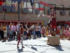 Más de 20.000 personas acudieron al Mercado de las Tres Culturas de Boadilla