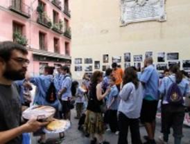 Los vecinos de Malasaña celebran su propio 2 de Mayo